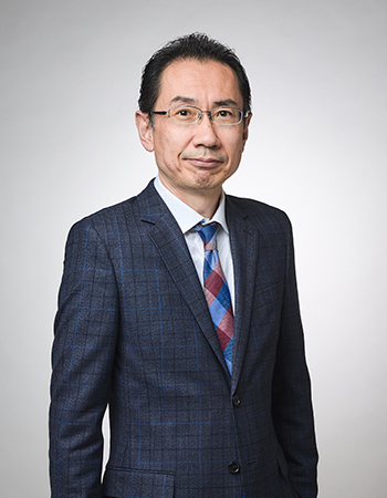 代表取締役社長 石坂 昌三